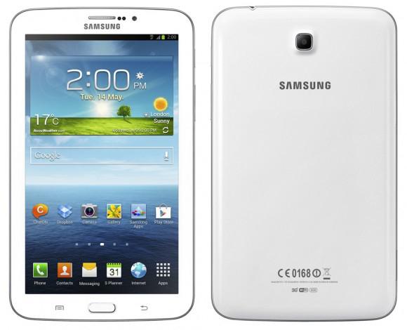 """Samsung Galaxy Tab 3 8"""" 16 Go (30€ sur compte Waaoh)"""