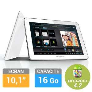 "Tablette Polaroid Pearl 10,1"" - Boxchip A10 1,2Ghz - 16Go"