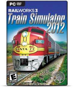 Jeu PC : Train Simulator 2012