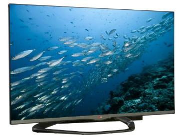 """Smart TV 47"""" 3D LG 47LA660S"""