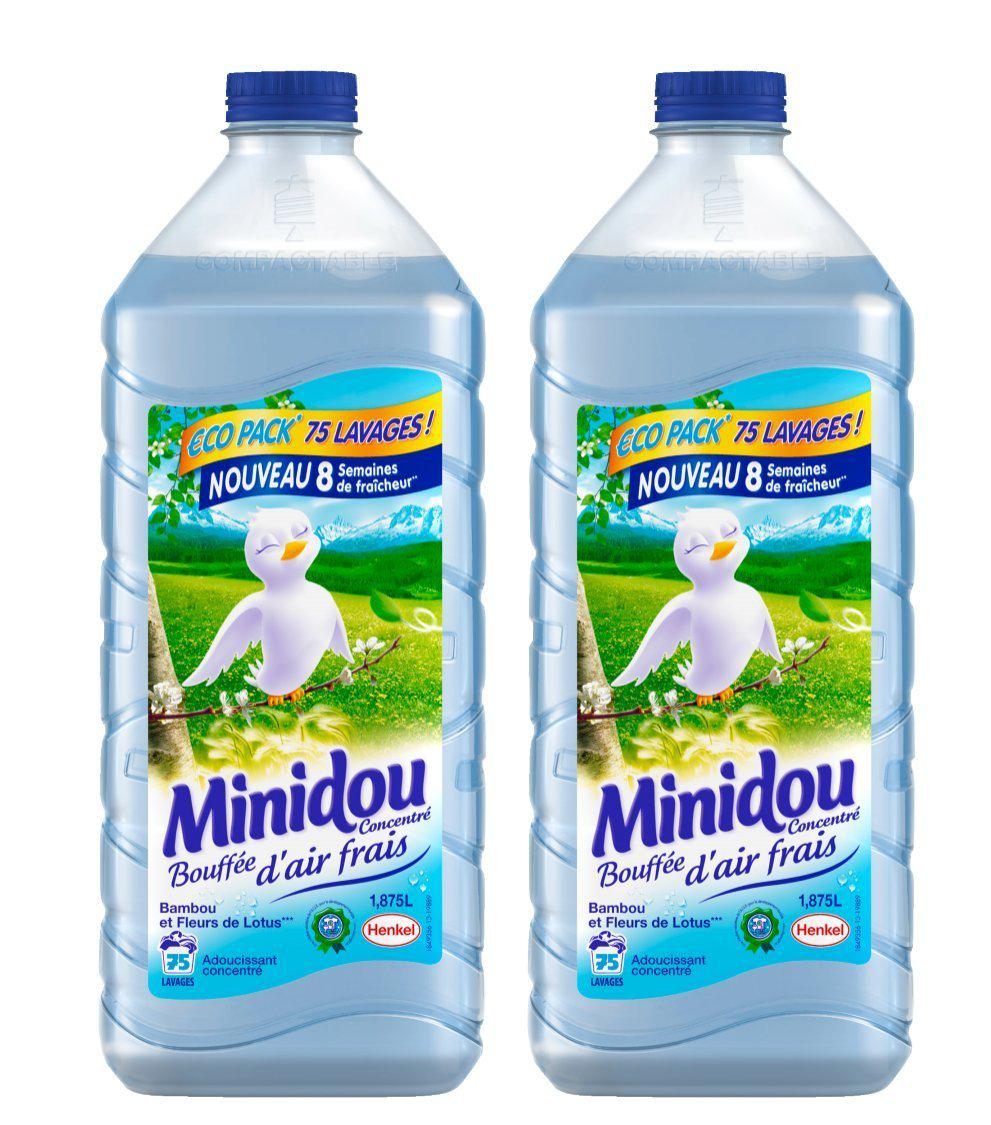 Opération grand nettoyage Henkel : 1 article acheté = 1 article offert sur une sélection d'articles