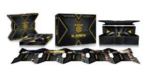 Coffret 8 Blu Ray X-Men The Ultimate Collection - Edition limitée (fait partie de l'offre 2 Blu-ray achetés = le 3e offert)
