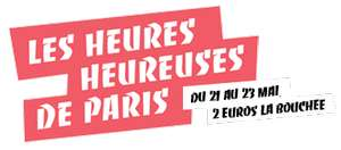 Les Heures Heureuses de Paris : Apéros gourmands