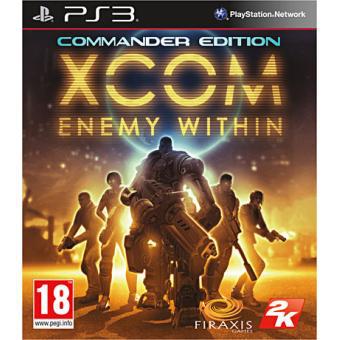 [Adhérents] Jeu PS3 XCOM : Enemy Within - Commander Edition