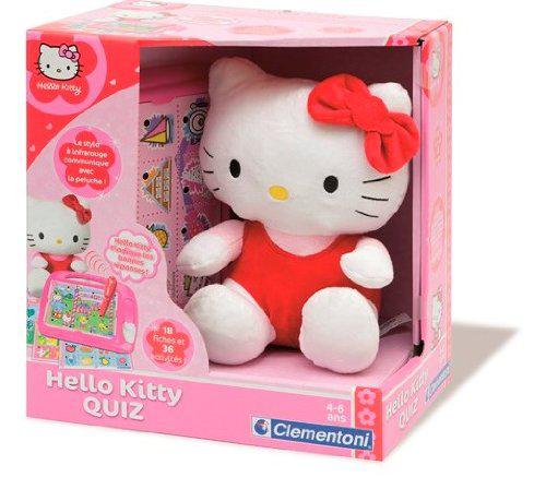 Jeux éducatifs et scientifiques Hello Kitty Quizz