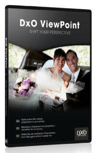 Logiciel de retouches photo DxO ViewPoint gratuit (au lieu de 79$)
