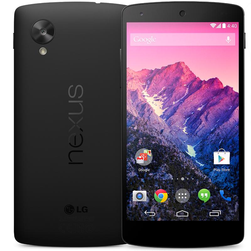 Smartphone Google Nexus 5 16 Go - Noir ou Blanc