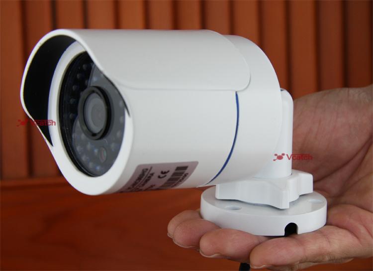 Mini Camera IP Extérieure HD (720p) / Waterproof (IP66) / Vision Nocturne / ONVIF 2.0
