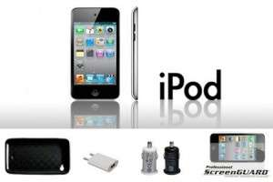Pack Apple iPod Touch 8Go - Reconditionné