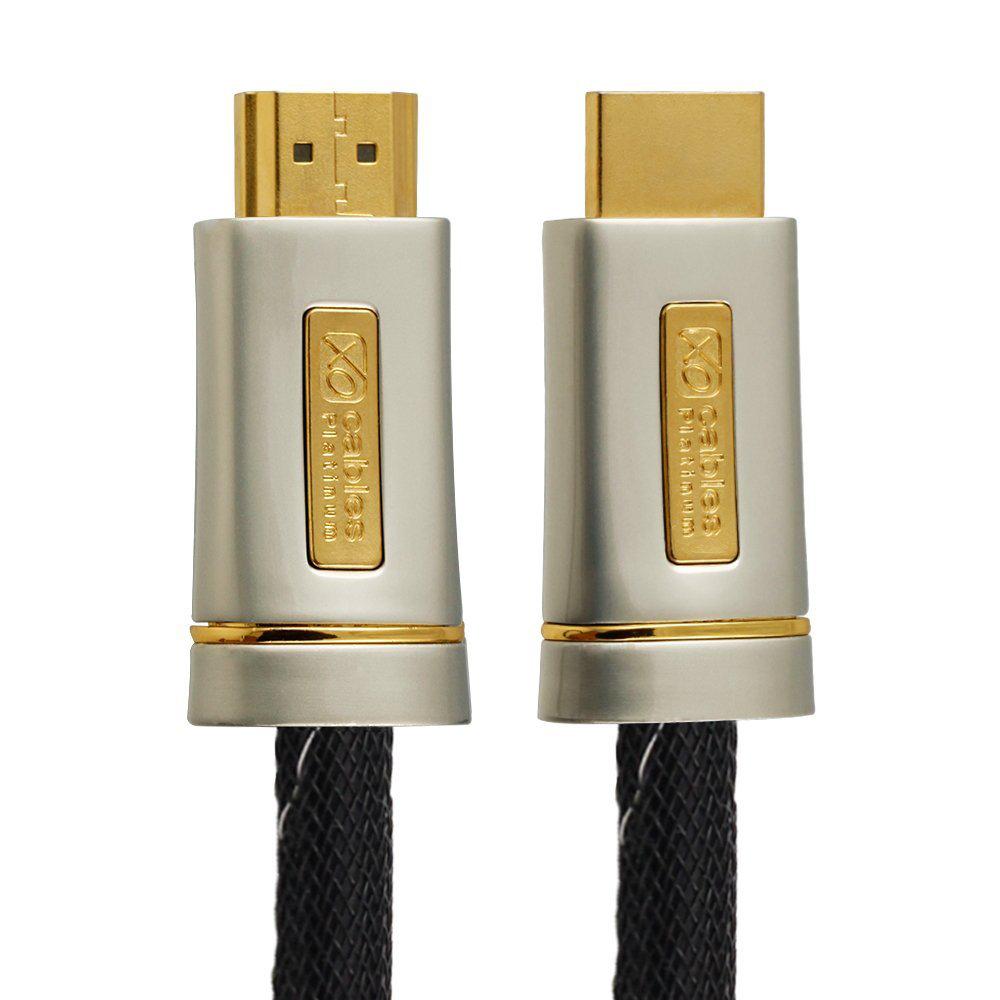 Câble HDMI 1.4 Cablesson XO Platinum - 2m