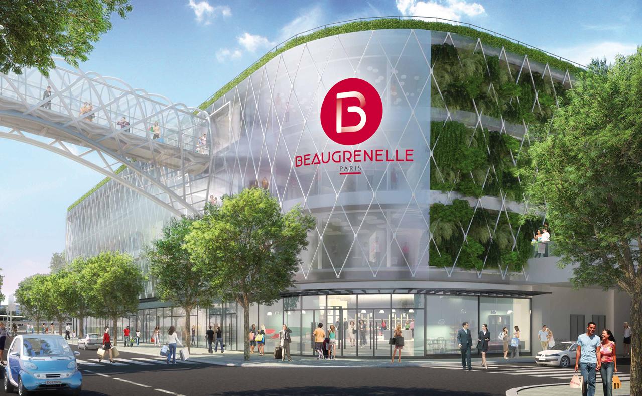 Rosedeal centre commercial Beaugrenelle : Bon d'achat de 30€