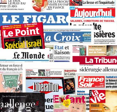 Jusqu'à 14 jours de journaux et magazines en version numérique gratuits et  -50% sur une sélection d'abonnements