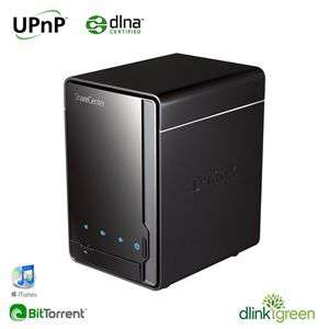 Serveur NAS D-Link ShareCenter Pulse DNS-320