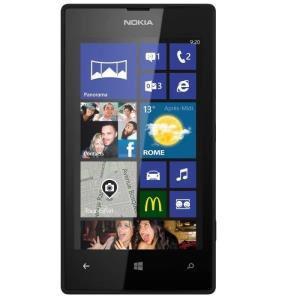 Smartphone nokia Lumia 520 Noir (avec ODR de 30€)