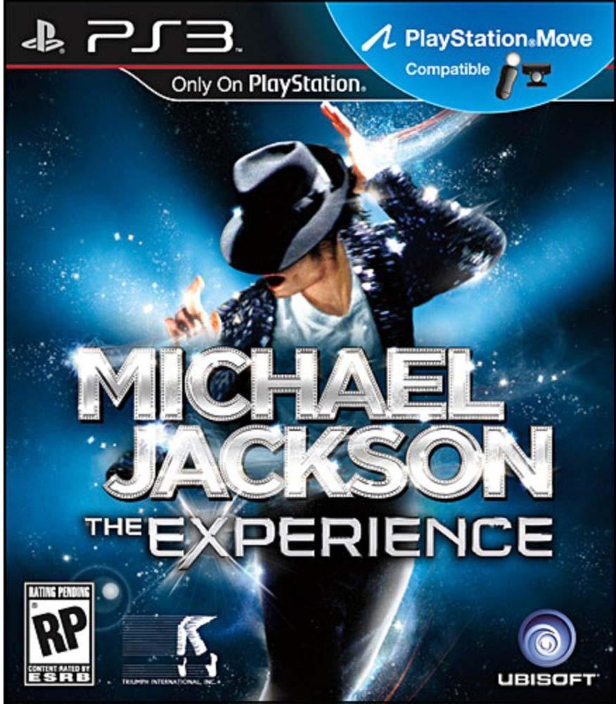 Sélection de jeux vidéo en promotion - Ex : Michael Jackson The Experience sur PS3