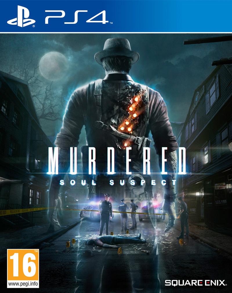 [Offre adhérent] Pré-commande : Murdered Soul Suspect + Carte stratégique sur PS3/XBOX 360 à 34.9€ et sur PS4/XBOX One