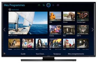 """TV 4K 40"""" Samsung UE40HU6900 à 814.98€ ou 4K 50"""" Samsung UE50HU6900 (Avec ODR de 150€)"""