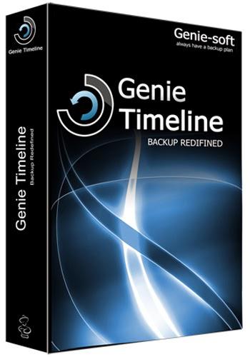 Logiciel Genie Timeline Home 2014 gratuit (sauvegarde automatique)