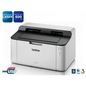 Imprimante laser Brother HL-1110 + Toner TN-1050 (Avec ODR de 20€)