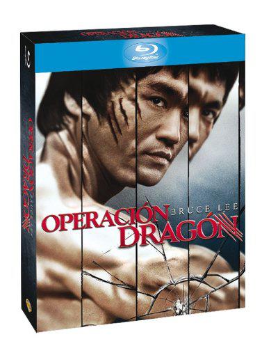 Coffret Blu-ray Opération Dragon  : 40 Ans - Edition Anniversaire