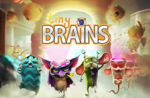 Jeu PC: Tiny Brains
