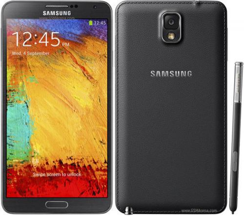 Smartphone Samsung Galaxy Note 3 32 Go - Noir