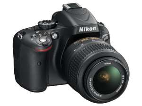 Appareil photo Reflex Nikon D5100 + Objectif 18-55vr