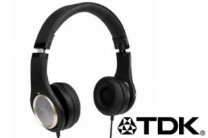 Casque audio TDK ST700 + housse