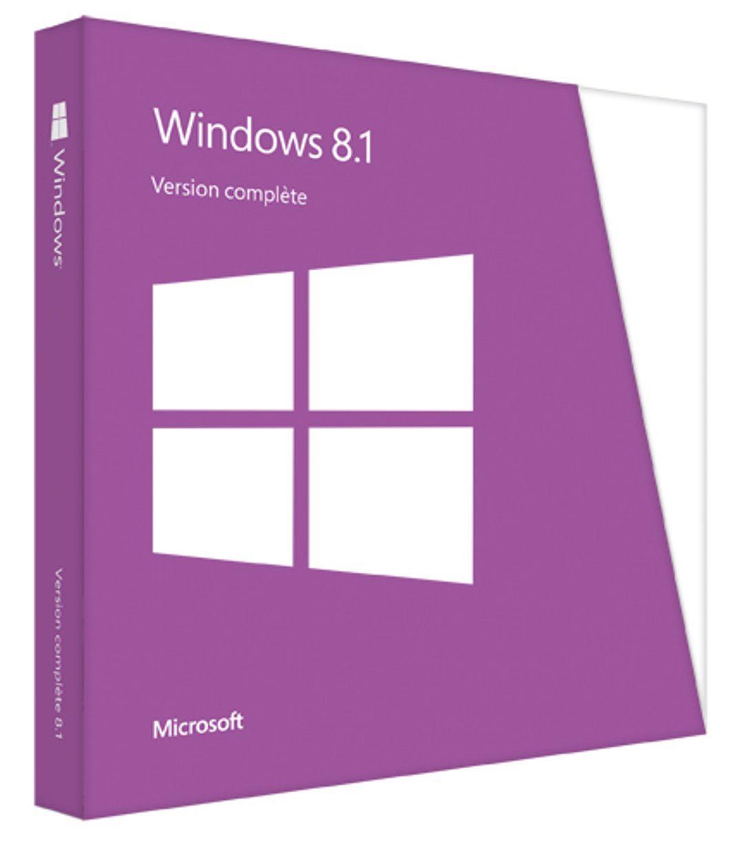 Windows 8.1 Version Complète