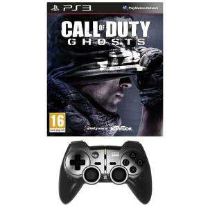 Call of Duty Ghosts PS3 + Manette Hori Gem Pad 3 Onyx