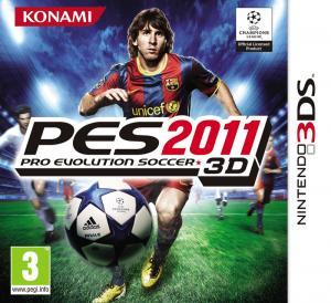 Jeux 3DS : Ghost Recon 3D à 7.90€, PES 2011 et Asphalt 3D