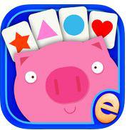 Formes Memory Match! Jeu d'apprentissage des formes gratuit sur iOS (au lieu de 3,59€)