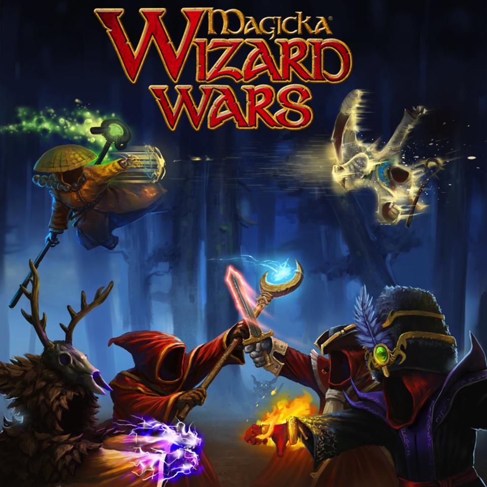 Clés pour l'Alpha Fermée de Magicka: Wizard Wars Offertes (Dématérialisé - Steam)