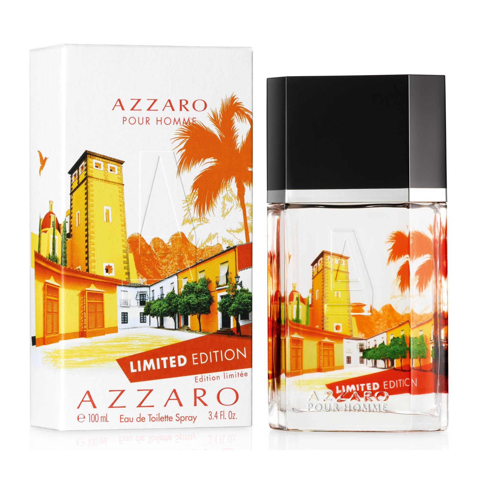 Eau de Toilette Azzaro Limited Edition Pour Homme 100ml