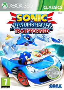 Sonic & All-Stars Racing Transformed sur Xbox 360