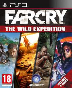 Far Cry: The Wild Expedition (4 jeux) sur XBOX 360