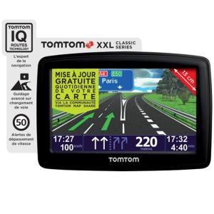 "GPS 5"" TomTom XXL Classic Europe 23 pays"