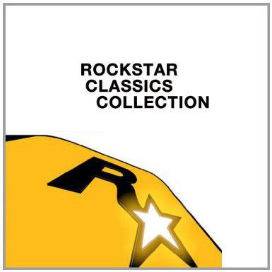 Rockstar Classic Collection (GTA IV, LAN, MP3, Bully, Manhunt : Dématérialisé)