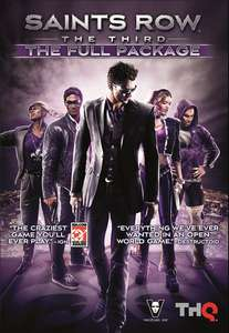 Saints Row: The Third The Full Package (PC)