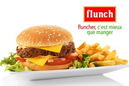 Bon de 10€ à dépenser chez Flunch