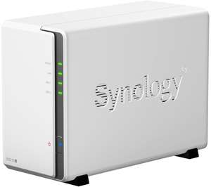 NAS Synology DS213j 2 Baies
