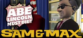 Jeu PC Sam & Max 104 : Abe Lincoln Must Die! offert (Dématérialisé)