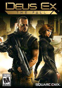 Deus Ex The Fall sur PC (Steam)