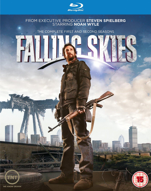 Falling Skies Saison 1 et 2  en Bluray