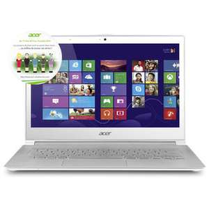 PC Portable Ultrabook Acer S7 Core I5 Full HD