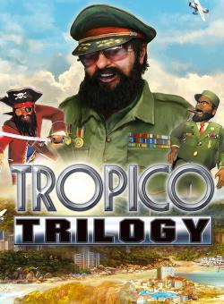 Bundle de 6 jeux PC (Trilogie Tropico, Zeno Clash 2, The First Templar...)