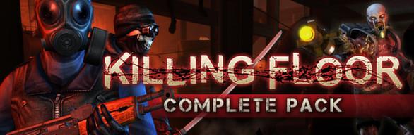 Killing Floor Complete Pack sur PC/Mac/Linux