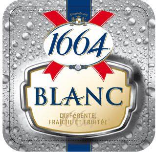 Bière 1664 Blanc 12x25cl