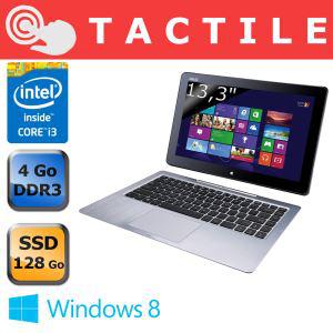 """PC portable 13,3"""" Asus UltraBook T300LA-C4002H - i3-4010U à 1,7 GHz - 128Go"""