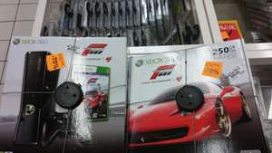 Pack Xbox 360 250 Go avec Forza 4
